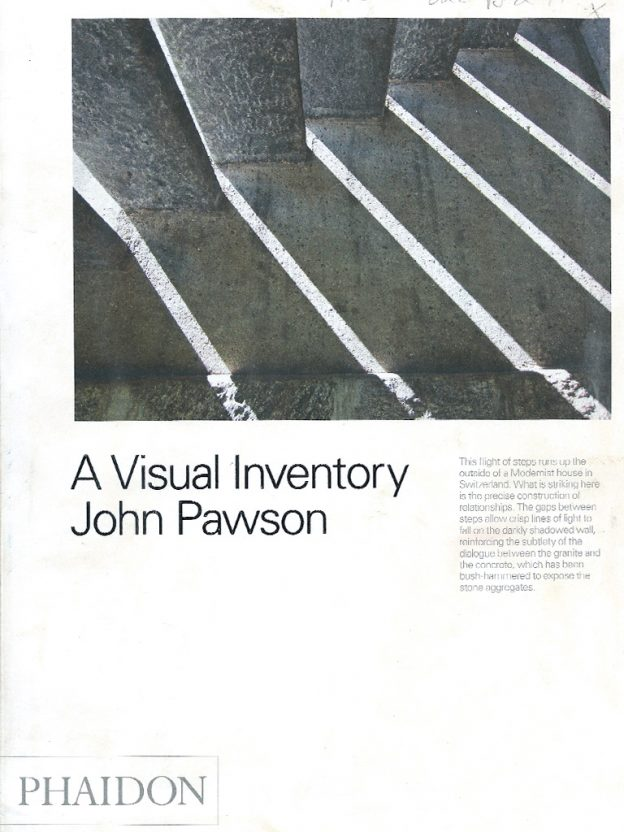 A Visual Inventory, John Pawson